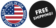 made in usa and free shipping